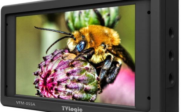 TVLogic VFM-055A Monitor OLED 3G-SDI- HDMI  5'5