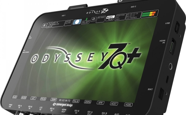 Gravador Odyssey 7Q+ 4K - Convert Design