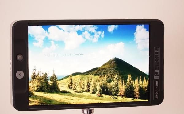 SMALLHD 702  7'' HD-SDI/HDMI