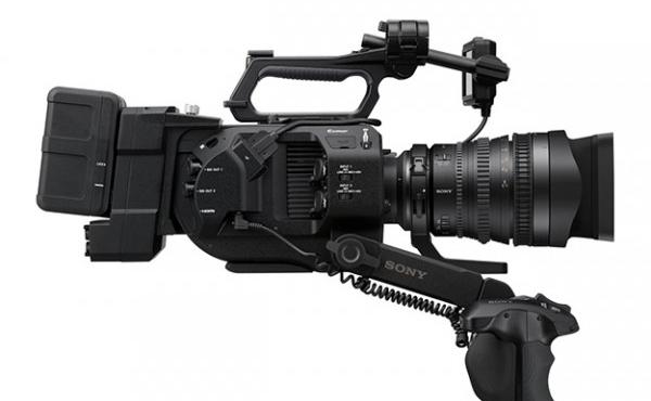 SONY PXW-FS7 XDCAM 4K SUPER 35