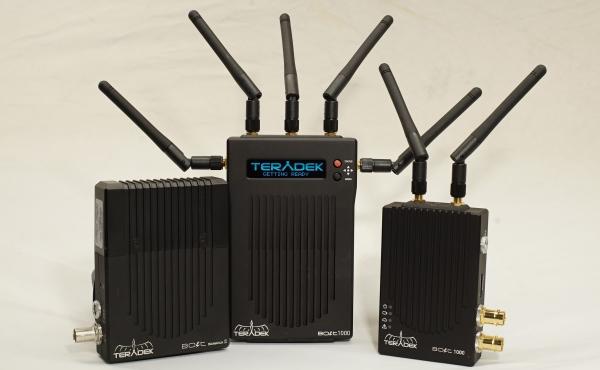 TERADEK BOLT 1000 SDI/HDMI  TX/RX/RX-SIDEKICK