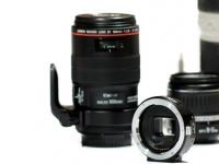 Adaptador de Lente Sony E-Mount para Canon EF - Metabones