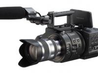 Câmera Sony NEX-FS700U *Atualizada para 4K*