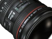 Lente EF 8-15mm f4.0