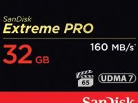 Cartão 32GB Compact Flash - Sandisk