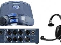 Intercomunicação ClearCom CS702 T RS 601 E HeadSet CC-40