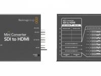 Conversor SDI P/ HDMI - Black Magic