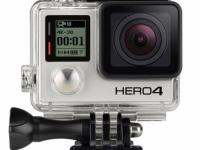 Micro Câmera Go Pro Hero 4 Black
