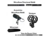 Microfone Direcional ME66 - Sennheiser