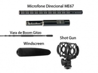 Microfone Direcional ME67 - Sennheiser