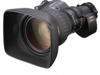 Lente HJ22x7.6 - Canon