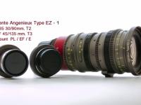 ANGENIEUX EZ-1 30-90 S35 OU 45-135 F.FRAME  ( PL / EF / E-MOUNT )