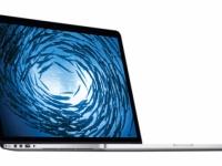 "MacBook Pro 15.4"" RETINA"