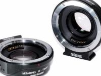 Adaptador De Lente Speed Booster Canon EF para Sony E - Metabones