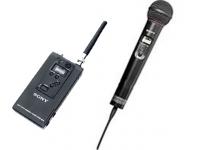 Microfone De Mão Sem Fio WRT 807/WRR 810 - Sony