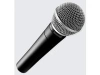Microfone De Mão Com Fio SM58 - Shure