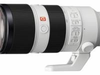 Lente Sony FE 70-200mm F/2.8 GM